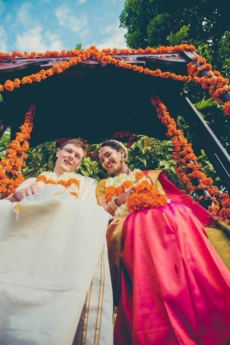 Cross Cultural Wedding Celebration held at Ramada Plaza Beach Resort, Kochi