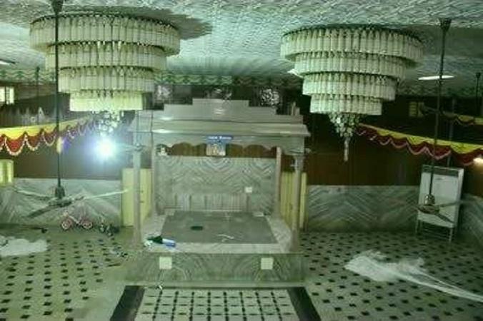 Jayashri Kalyana Mandapam Thiruvanmiyur Chennai - Banquet Hall