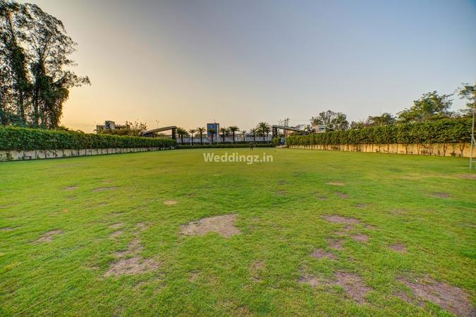 Brij Vatika Resort Deva Road Lucknow - Banquet Hall