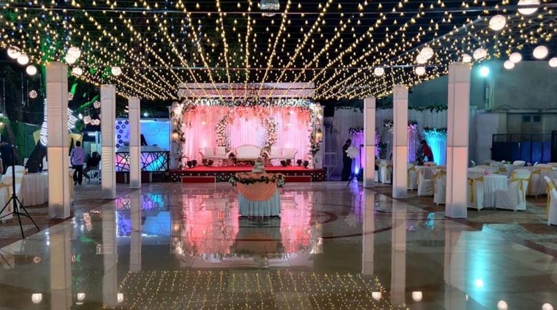 St.Joseph's Dreamland Bandra Mumbai - Wedding Lawn