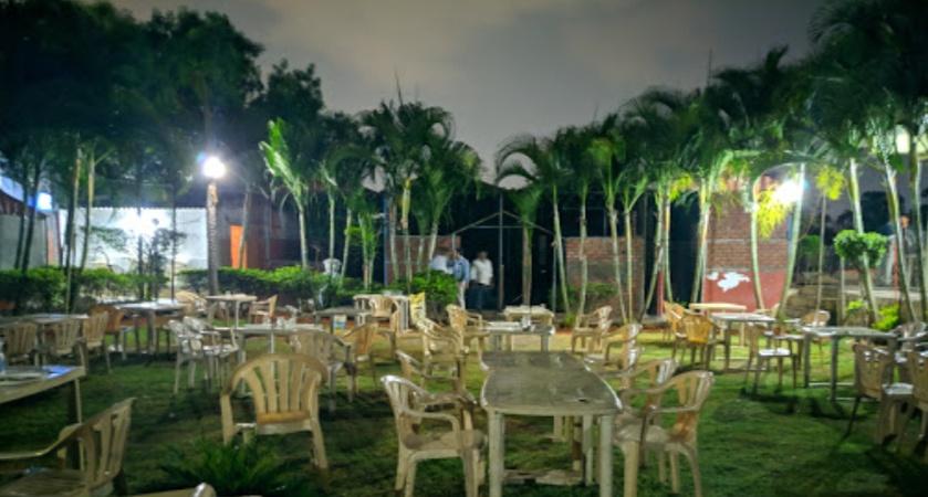 Hamara Family Garden Restaurant Gajularamaram Hyderabad - Banquet Hall
