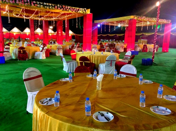 Green Lawn Vikas Nagar Lucknow - Wedding Lawn