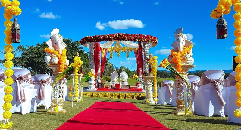 Outdoor Wedding Venues in Kochi to Celebrate your most-awaited Day