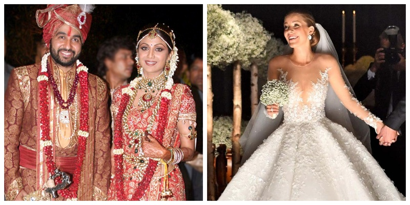 9 Most Expensive Bridal Attires of all Time