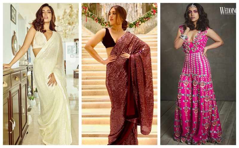 10 Bridesmaids Outfit Ideas Inspired by Bhumi Pednekar