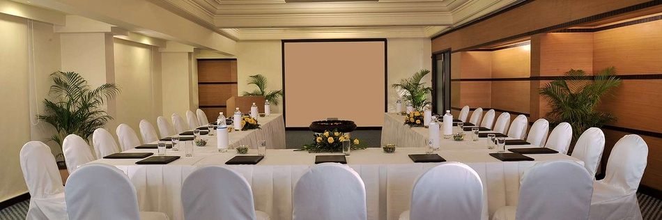 Fortune Inn Haveli Sector 11 Gandhinagar - Banquet Hall