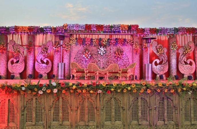 The Black Diamond Kailash Farms Mukhmelpur Delhi - Banquet Hall