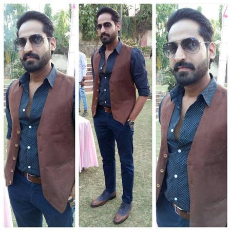 Anchor Manish Sharma | Delhi | Anchor Mc