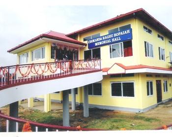 Kodava Samaj, Virajpet, Coorg