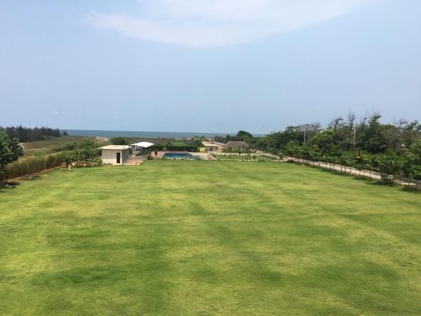 Landmark Pallavaa Beach Resort East Coast Road (ECR) Chennai - Banquet Hall