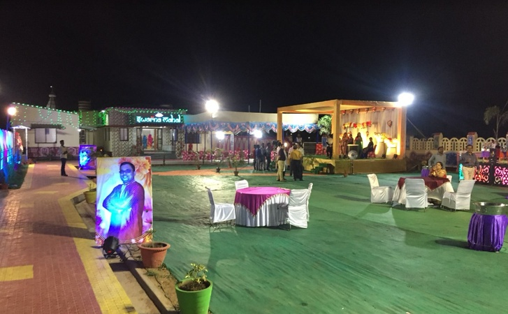 Sri Sai Convention Baragarh Bhubaneswar - Wedding Lawn