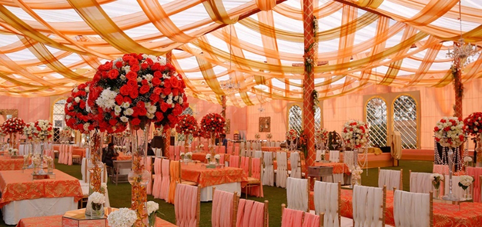 Koti Resort Baldeyan Shimla - Wedding Lawn
