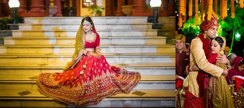 Eshita & Rutvan  Bhopal : Breathtaking Winter Wedding held at Noor Sabah Palace, Bhopal