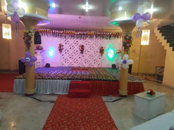 Sai Vatika Guest House Gomti Nagar Lucknow - Banquet Hall