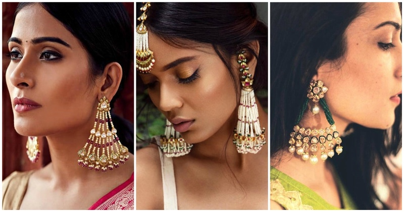 10 royal-looking jhumar earrings which are a must-see for all the brides-to-be!