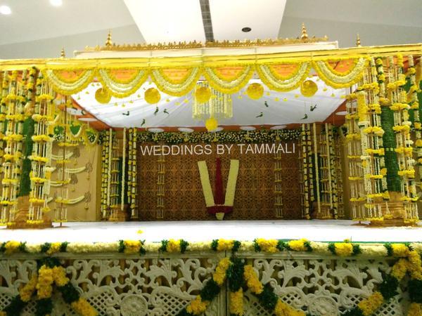 Weddings by Tammali | Hyderabad | Wedding Planners
