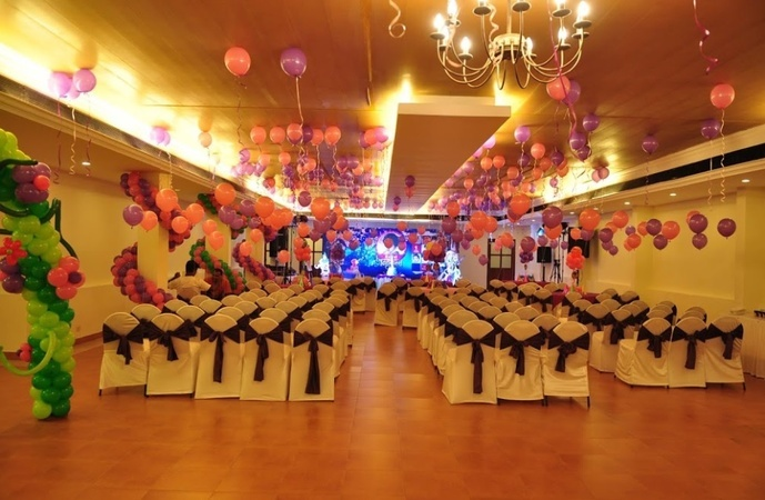 Hotel Imperial Regency, M G Road, Kochi