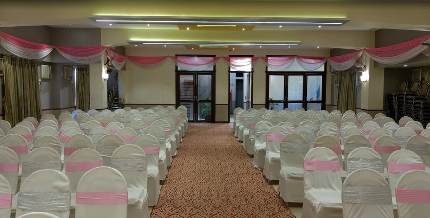 Jankibai Hall Andheri West Mumbai - Banquet Hall