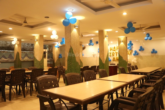 Filfora Kohefiza Bhopal - Banquet Hall