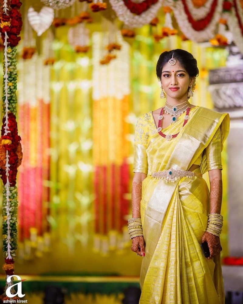 20 Pattu Saree Latest Trends For South Indian Brides Blog