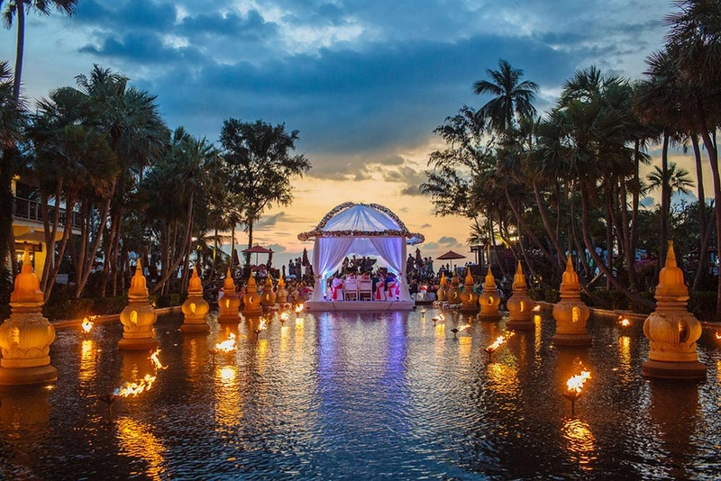 Outdoor Wedding Venues in Raipur for an Insanely Gorgeous Celebration