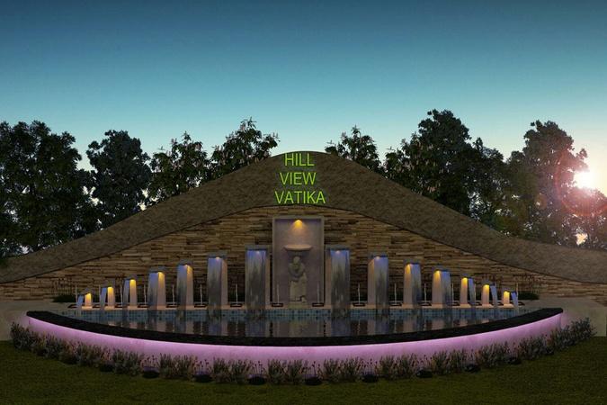 Hill View Vatika Shilpgram Udaipur - Wedding Lawn