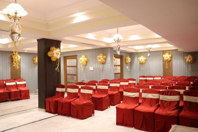 Hotel Sarvodaya Rajendra Nagar Patna - Banquet Hall