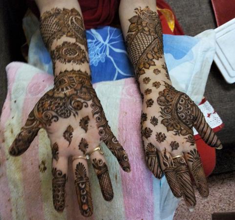 Seema Mehandi Art | Jaipur | Mehendi Artists