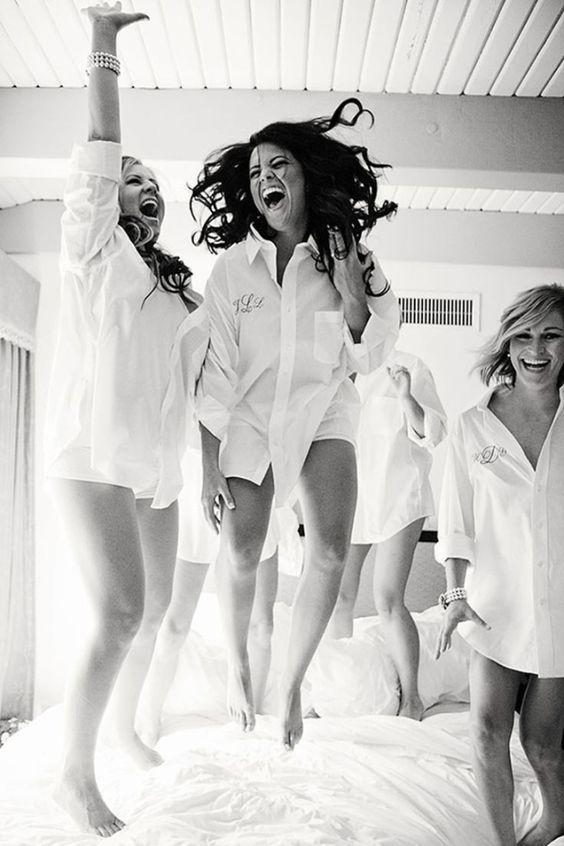 SLEEPOVER Bachelorette Party!