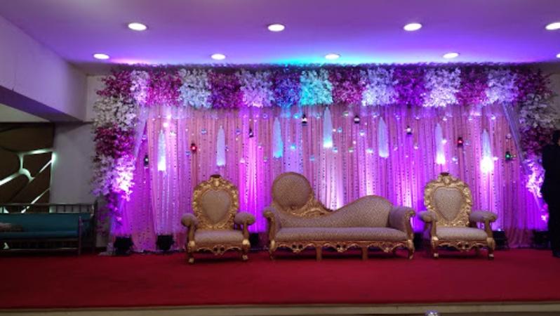 Naranji Shamji Mahajanwadi Matunga Mumbai - Banquet Hall