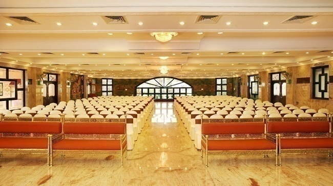 Pai Vista Convention Hall