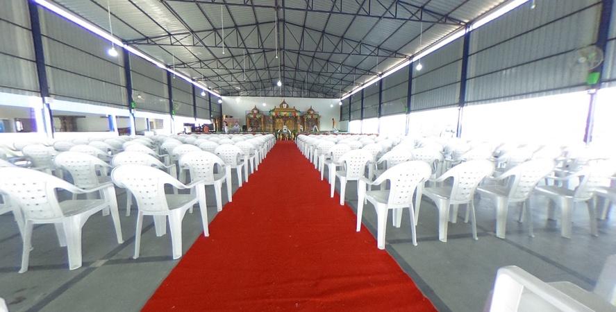 Sudhakar Goud Function Hall Rampally Hyderabad - Mantapa / Convention Hall