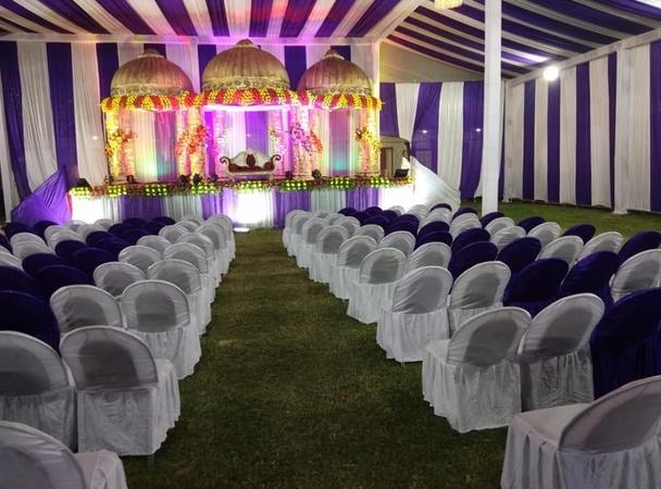 Vishwanath Garden And Banquet Manduwadih Varanasi - Banquet Hall