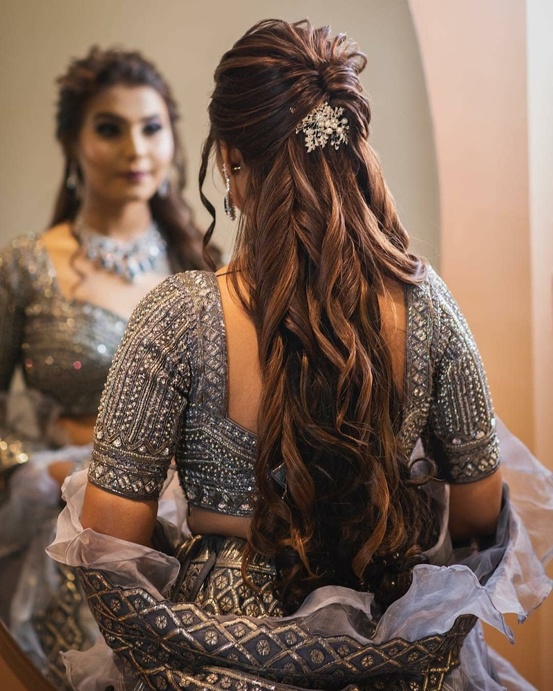 Bridal Hairstyle Tips For Your Wedding Day: 10 Best Open Hair-styles That You Can Opt For Your Wedding