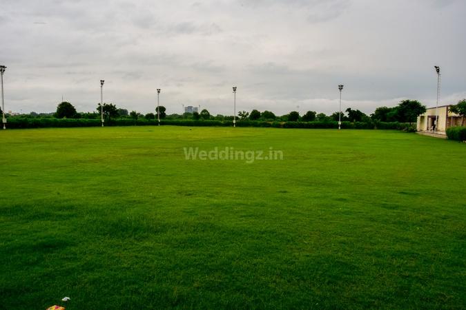 Lal Green Party Plot Sector 25 Gandhinagar - Wedding Lawn