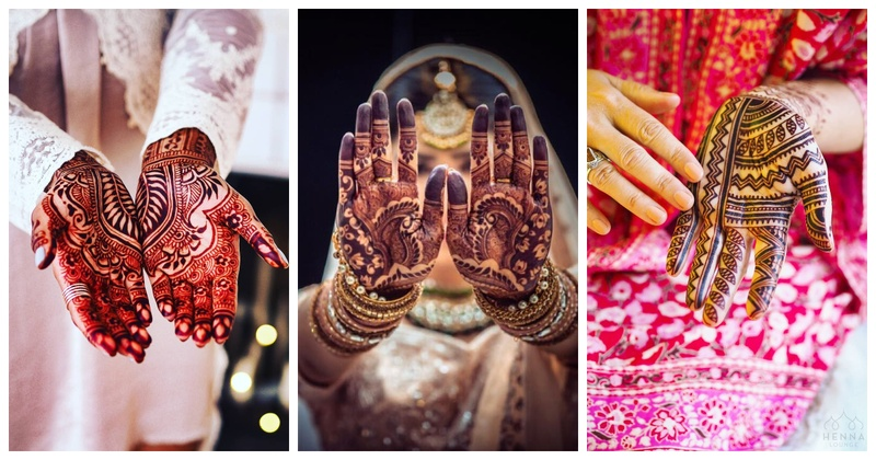 30 Mehndi Designs for Hands That are Trending in 2019!