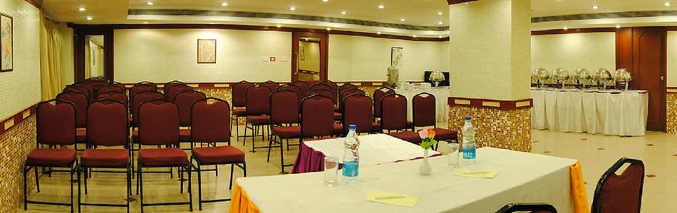 Hotel Maurya International Vadapalani Chennai - Banquet Hall