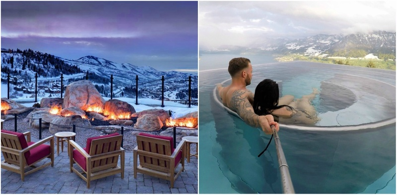 The Most Romantic & Unique Honeymoon Places Around The World!