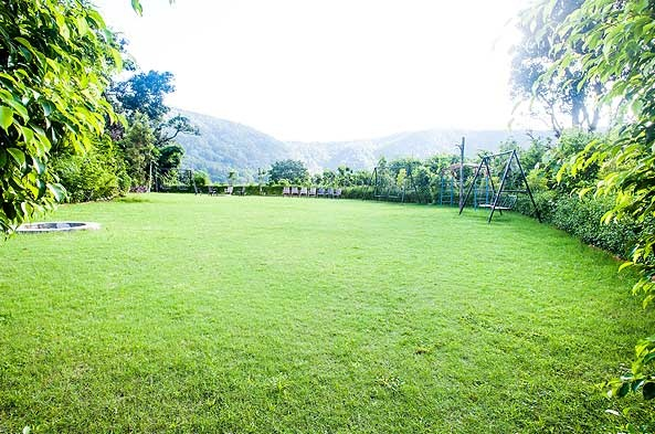 The Riverview Retreat, Mohaan, Jim Corbett
