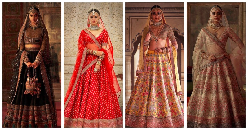 Sabyasachi's 'Charbagh - Winter 2019 Bridal Collection' is Breathtaking!