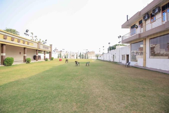 Kanhaiya Marriage Garden Gopalpura Bypass Jaipur - Banquet Hall