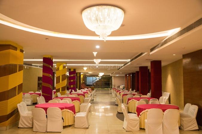 Regenta Almeida Zirakpur Chandigarh - Banquet Hall