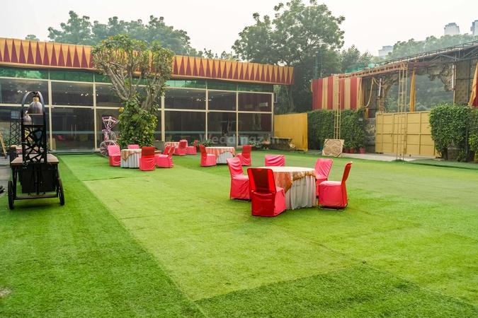 Gokul Garden Dwarka Delhi - Wedding Lawn