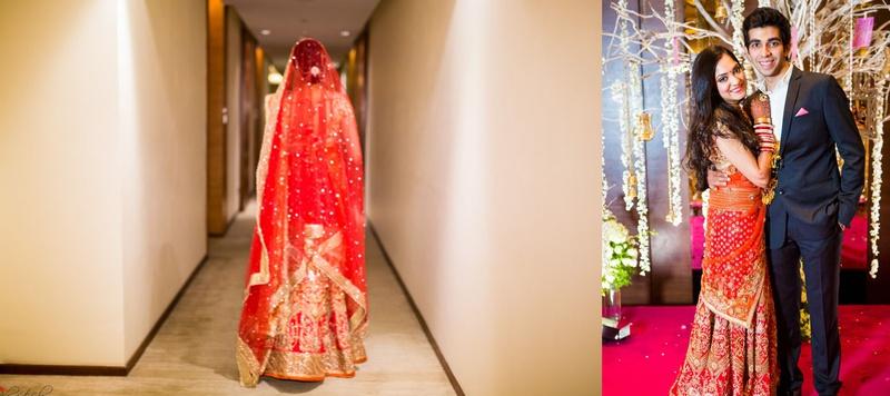 Rakshit & Rakhee  Mumbai : An Elegant Wedding Affair with Inspirational Decor
