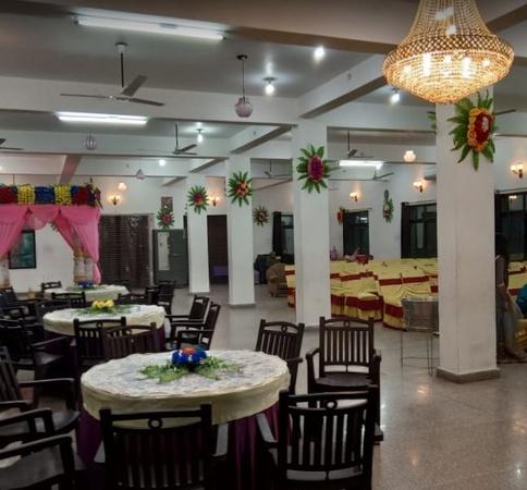 Karan Samrat Community Hall Rajendra Nagar Patna - Banquet Hall