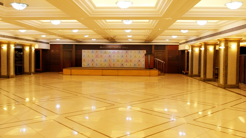 Durgadevi Saraf Hall Malad West Mumbai - Banquet Hall