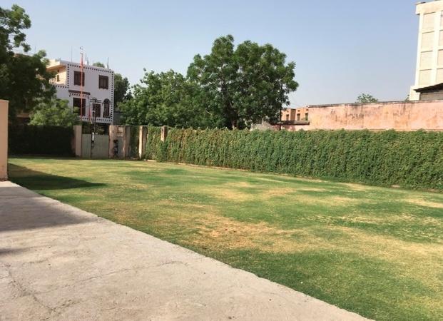 Ashoka Royal Hotel Paota Jodhpur - Wedding Lawn