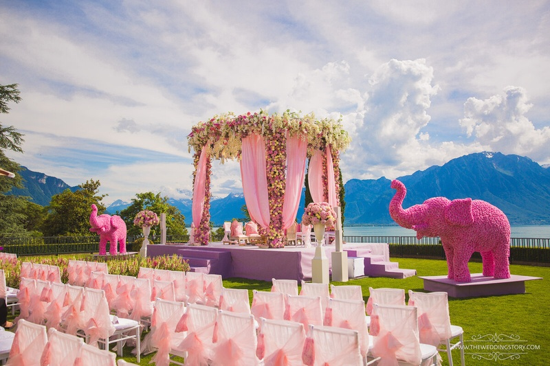 Top 5 destinations in India For A Sensational Intimate Destination Wedding!