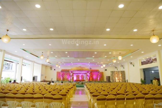 E F Garden Function Hall Basheer Baugh Hyderabad - Banquet Hall