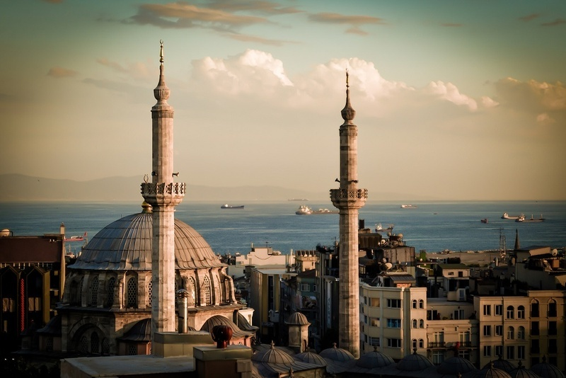 Attractions in Istanbul: